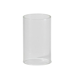 Sterno Clear Cylinder Globe Table Lamp - 3.5 in. x 3 in.