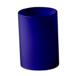 Sterno Blue Cylinder Globe - 4 in. x 3 in.