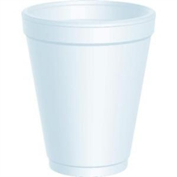 Dart J Drink White Cups 10 oz
