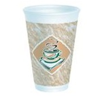 Dart Cafe G Stock Print Cups 16 oz