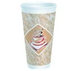 Dart Cafe G Stock Print Cups 20 oz