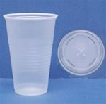Conex High Impact Translucent 12 oz. Plastic Cups