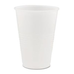 Conex High Impact Translucent 14 oz. Plastic Cups