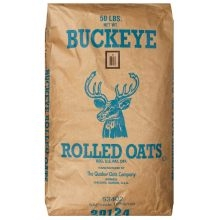 Pepsico Buckeye Quick Old Fashioned Oats - 50 Lb.