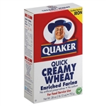 Pepsico Creamy Wheat Farina Oats - 28 Oz.