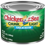 Chicken Of The Sea Tuna Chunk Light In Water Imported Skip Jack 66.5 Oz.