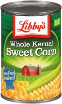 Seneca Libbys Fancy Whole Kernal Corn