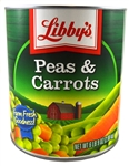 Seneca Libbys Peas and Carrot Vegetable
