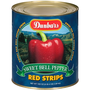 Moody Dunbar Red Peppers Strip