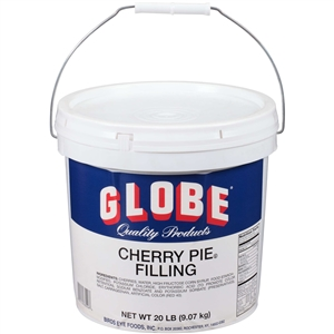 Birds Eye Foods Globe Filling Cherry 2 Gal.