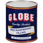 Birds Eye Foods Globe Red Raspberry Filling
