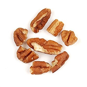 Raw Pecan Choice Medium Pieces - 5 Pound