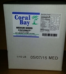 Marx Brothers Coral Bay Medium Shred Coconut 2 Pound