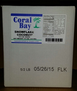 Marx Brothers Coral Bay Snow Flake Coconut 2 Pound