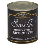 Imports Medium Ripe Pitted Olive