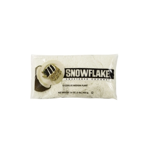 Kerry Snowflake Coconut Flake Medium Cut - 1 Lb.