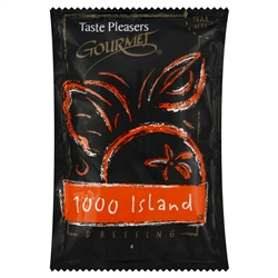 Portion Pac Taste Pleasers Gourmet 1000 Island Dressing - 1.5 Oz.
