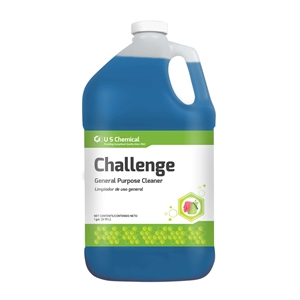 U.S.C. General Chellenge All Purpose Cleaner - 1 Gal.