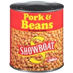 Bush Bros. Bean Showboat With Pork