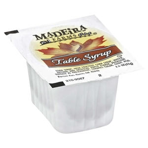 Portion Pac Madiera Table Syrup Cup - 1.5 Oz.