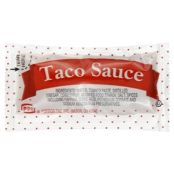 Portion Pac Taco Sauce - 9 Grm.