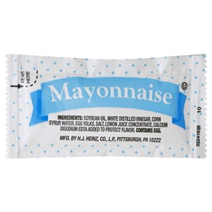 Portion Pac Mayonnaise - 9 Grm.