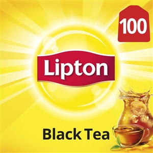 Unilever Best Foods Lipton Brisk Black 100 Bags Tea