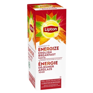 Unilever Best Foods Lipton English Breakfast 28 Bags Tea