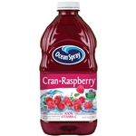Ocean Spray Cran Raspberry Juice Drink - 64 Oz.
