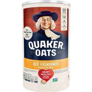 Pepsico Quaker Old Fashioned Oats - 42 Oz.
