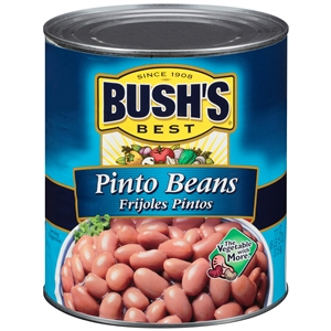 Bush Bros. Fancy Pinto Bean 111 oz.