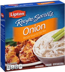 Unilever Best Foods Lipton Receipe Secrets Onion Soup Mix - 2 Oz.