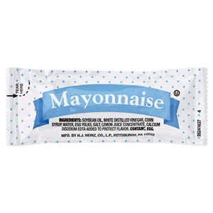 Portion Pac Mayonnaise 12 Grm.
