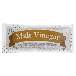 Portion Pac Malt Vinegar - 9 Grm.