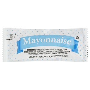 Portion Pac Mayonnaise - 12 Grm.