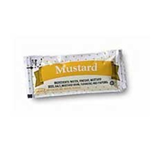 Portion Pac Mustard - 4.5 Grm.