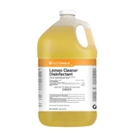 U.S.C. Lemon Disinfectant Cleaner - 1 Gal.