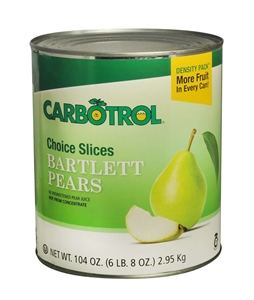 Leahy IFP Carbotrol North West Pear Sliced