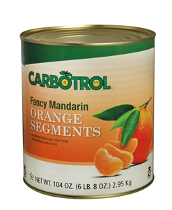 Leahy IFP Fruit Carbotrol Mandarin Orange