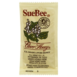 Portion Pac Suebee Honey - 9 Grm.