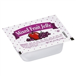 Portion Pac Mixed Fruit Jelly - 0.5 Oz.