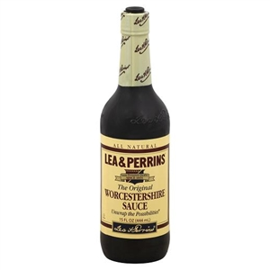 Heinz Lea and Perrins Worcestershire Sauce - 15 Oz.