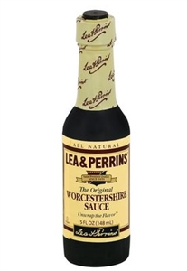 Heinz Lea and Perrins Worcestershire Sauce - 5 Oz.
