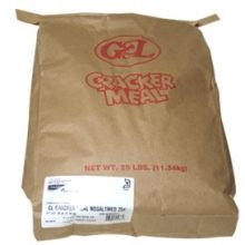Kerry Meal Salt Free Medium Cracker - 25 Lb.