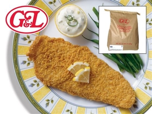 Kerry Meal G and L No Salt Very Fine Cracker - 25 Lb.