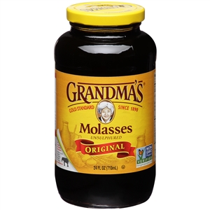 B and G Foods Grandma Unsulphured 24 oz. Molasses