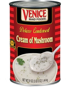 Aunt Kittys Venice Maid Soup Cream of Mushroom