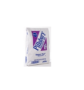General Mills Plus White Cake Bakers Mix - 50 Lb.