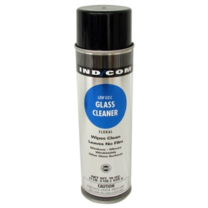 U.S.C. Aerosol Glass Clean Cleaner - 16 Oz.
