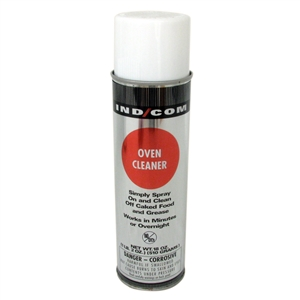 U.S.C. Aerosol Foaming Grill and Oven Cleaner - 18 Oz.